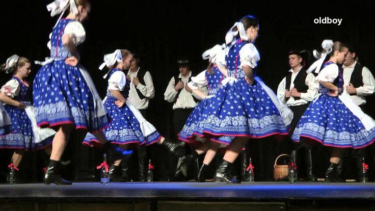 Velká Bukovinka - Répáshutai táncok