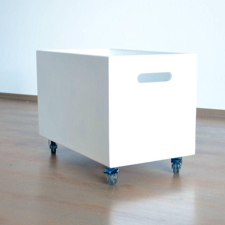 Soft White Kids Toy Chest Wood Box Bin Storage Organizer: Best 25+ Painted Toy Chest Ideas On Pinterest