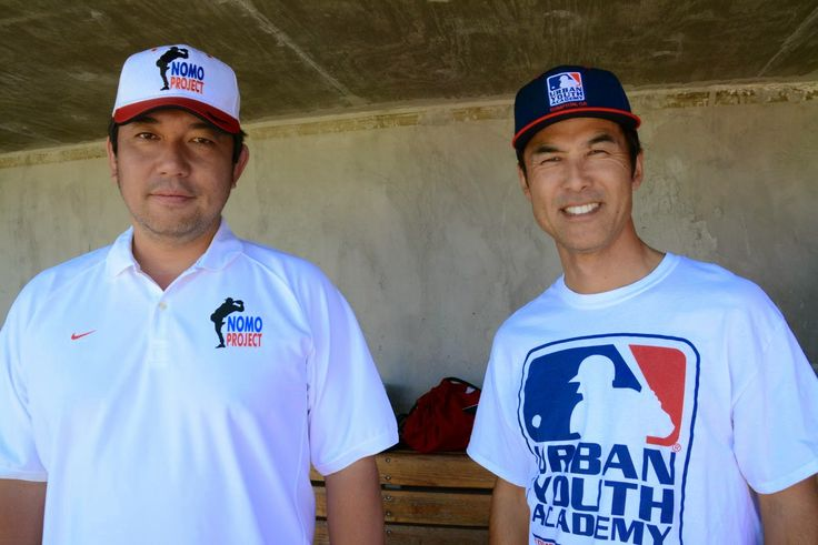 Dodgers Blue Heaven: Nomo and Hasegawa Open Up Japan-USA Youth Exhibition Series in Compton