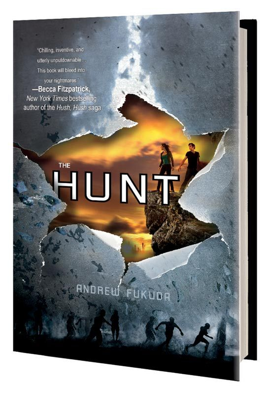 The Hunt by Andrew Fukuda.  I bought this for my daughter.  I read through a few pages and couldn't stop until I finished it.  He's working on the sequel right now-definitely movie material!
