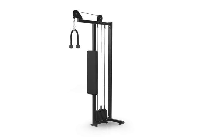 Triceps Pushdown VY-D842, professional gym equipment in South Africa