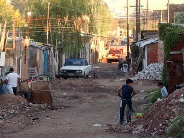 Los barrios de Rosario.