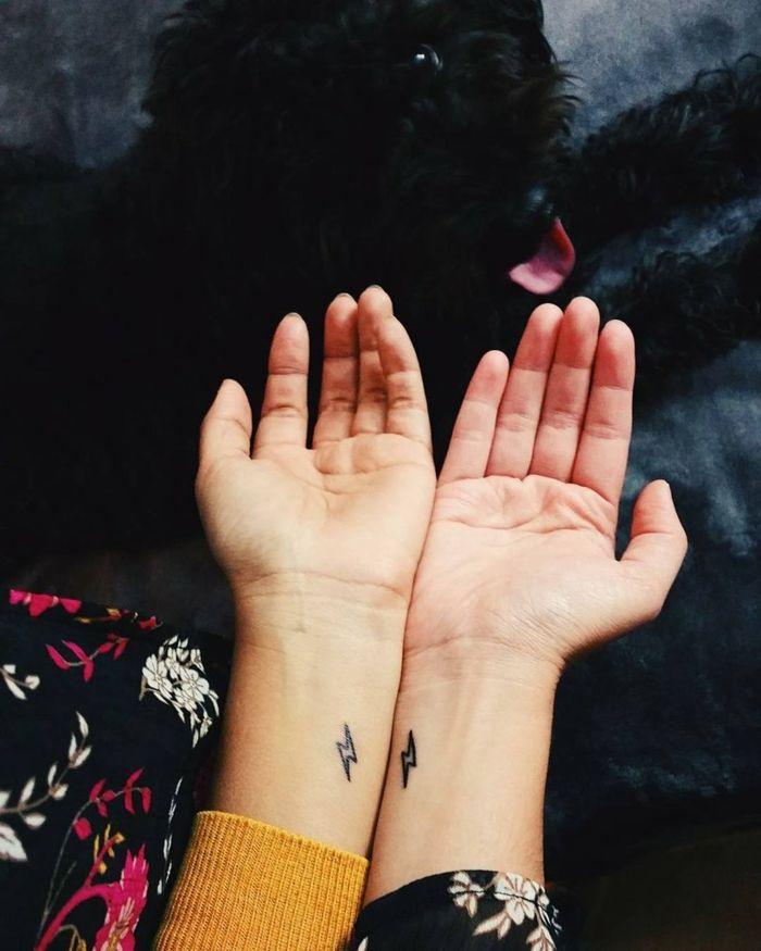 1001 Ideas Sobre Disenos De Tatuajes Para Hermanas Tatuajes