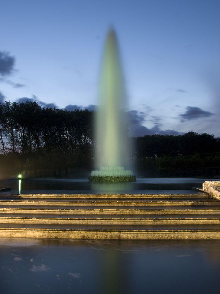 Bosquet de l'obélisque, jardin du chateau de Versailles
