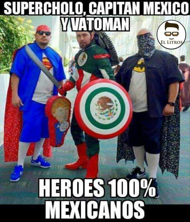Heroes mexicanos
