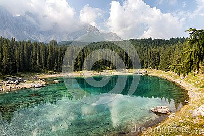 Lago di carezza - Lake of Carezza