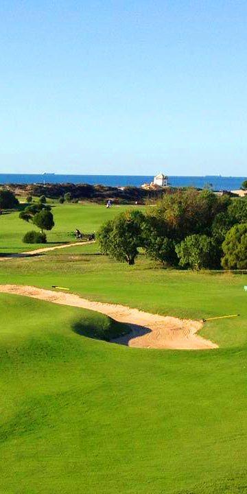 Miramar #golfporto course near #Porto, North Portugal
