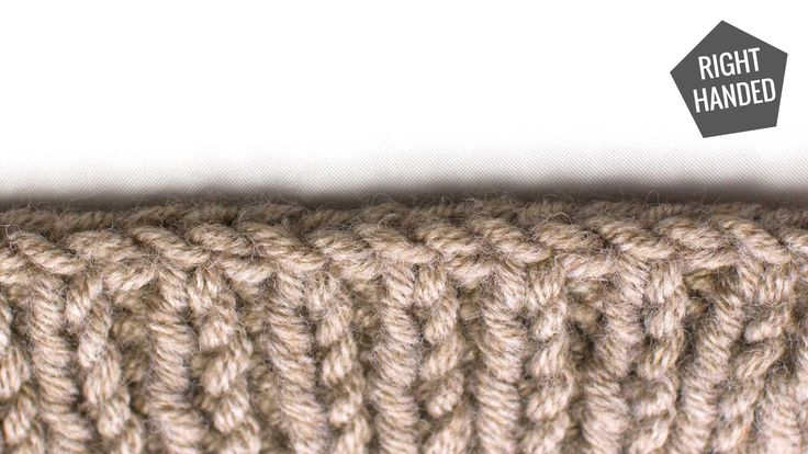 How To Bind Off Stitches When Knitting : Learn to bind off in pattern with New Stitch A Day! Knitting Help :: Right Ha...