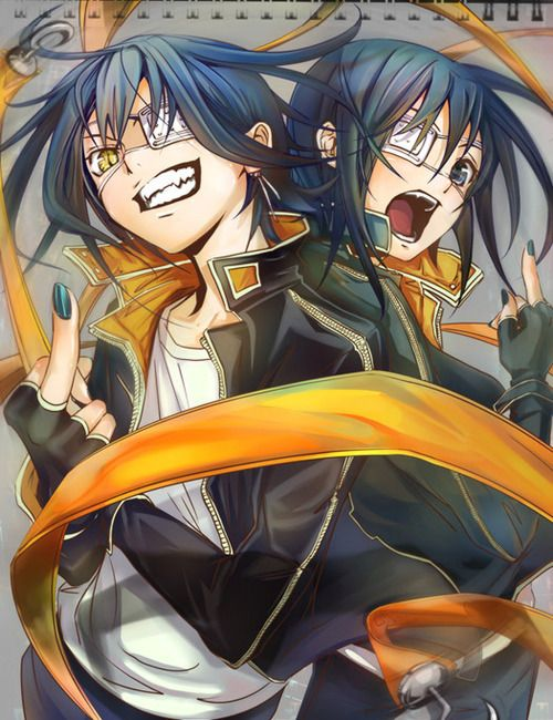 "Air Gear, Agito and Akito Artist: Ito ""Oh Great!"" Ogure"