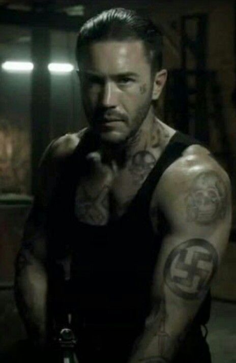 bunker banshee painted on tattoos so no love loss tv series pinterest beautiful love. Black Bedroom Furniture Sets. Home Design Ideas