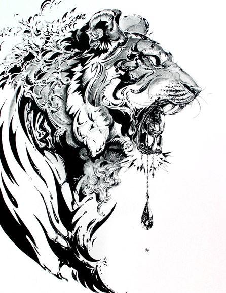 61 besten tiger bilder auf pinterest animal kingdom. Black Bedroom Furniture Sets. Home Design Ideas