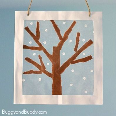 150 Best Winter Crafts For Kids Images On Pinterest