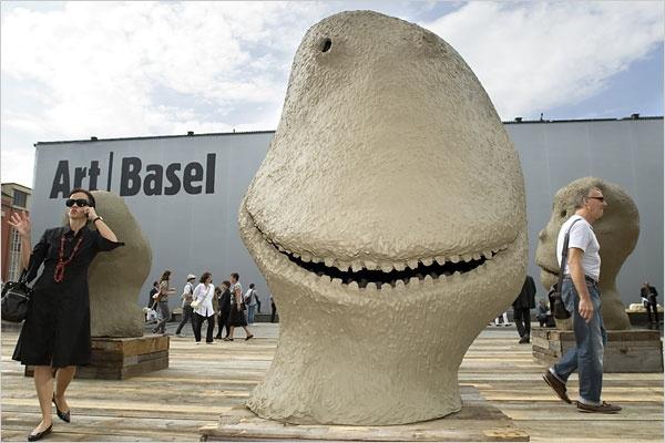 Art Basel #baselshows