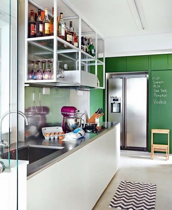 17 best images about creative kitchens on pinterest for Kitchen ideas singapore