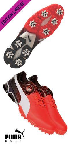 *** Edition Limitée *** Nouvelle Puma TitanTour IGNITE DISC.JO 2016 - Aux couleurs des chaussures que porteront les Athlètes Puma aux J.O de Rio. Les stocks vont s'écouler très vite, profitez-en avant qu'il ne soit trop tard !
