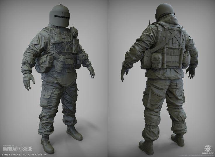 Soldier Video Games Rainbowsix Siege Digital Art Dark: 29 Best CG - Sculpture Images On Pinterest