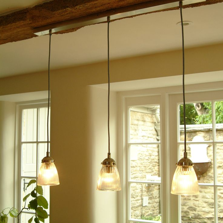 Trio of Paris Ceiling Light