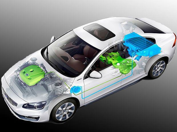 Software Teaches Hybrids When (and When Not) to Go Electric - IEEE Spectrum