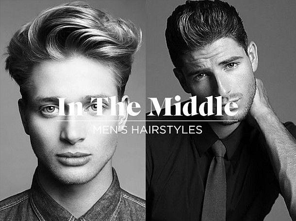 50+ Men's Medium Length Hairstyles & Haircut Ideas.