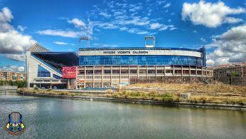 Ribera del manzanares. El estadio Vicente Calderón es un recinto deportivo ubicado en el barrio de Imperial (distrito de Arganzuela), a orillas del río Manzanares. Su propietario es el Atlético de Madrid SAD y su equipo
