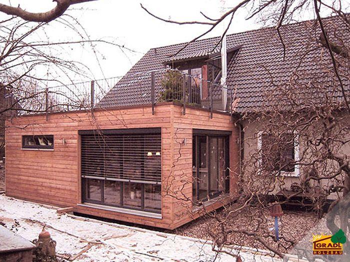 Ein Blick auf unsere Bauten. | Holzbau Gradl