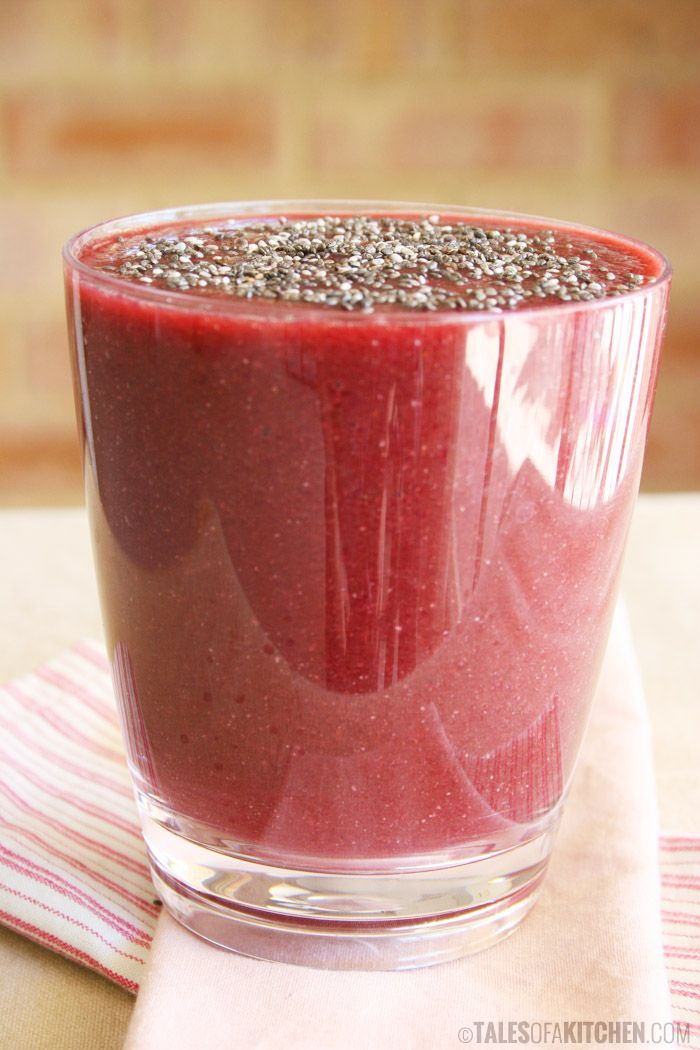 Turn up the beet with this spinach, red beet & apple smoothie!! It will become your next favorite thing.