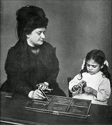 The Male Montessorian: Montessori under criticism (1913)