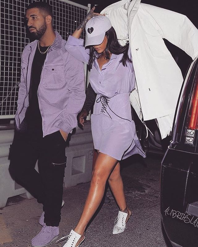 This edit tho #drake #Rihanna #obsessed