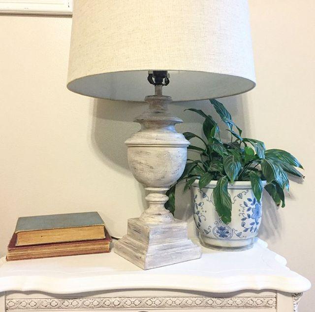 Painted Lamp Lamp Painting Lamps Table Lamp