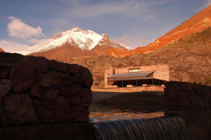 Casa en Mendoza - Arquitectura - Paisajismo - Ricardo Pereyra Iraola - Mendoza -Uspallata - Patagonia - Lagos - Nieve - Casa - Laguna