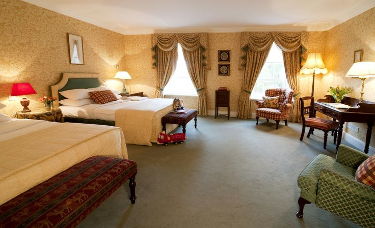 Family Suite at Longueville