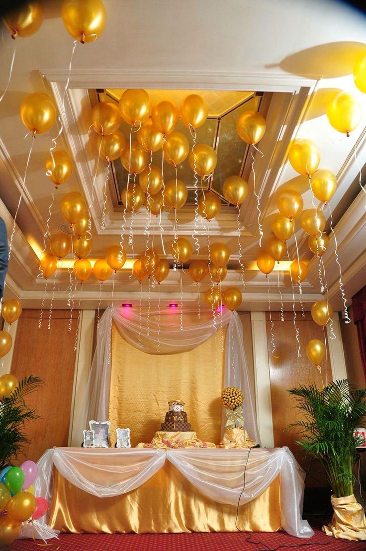 50th birthday decoration