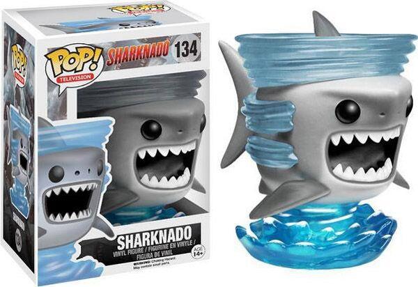 Sharknado Pop! Vinyl Figure. . . BUAHAHAHAHAHAHAHAHAHAHAHAHAHAHAHA!