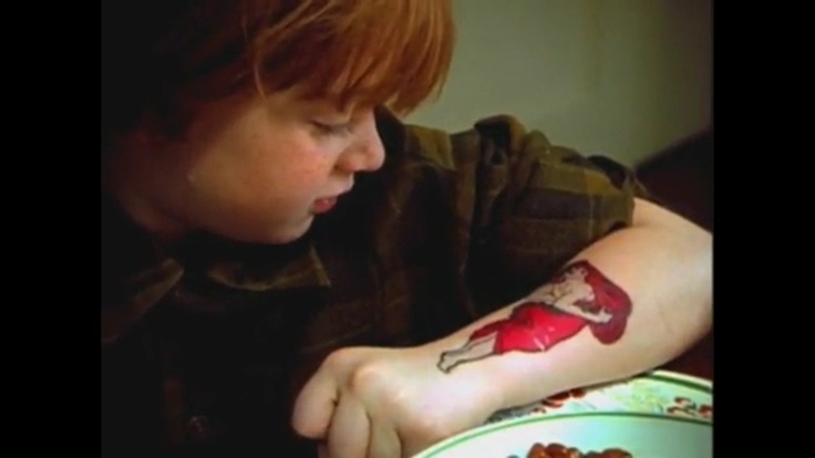 The Most Iconic Tattoos Of Fictional Characters Little Pete
