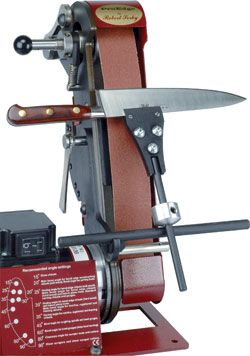 Homemade Knife Grinding Jig - Bing Images | Knife and