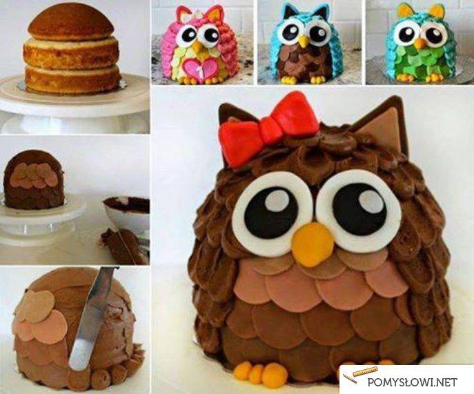 Tort sowa - Pomyslowi.net