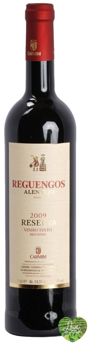 Love Your Table - Reguengos Reserva Red Wine 2009, €8,99 (http://www.loveyourtable.com/Reguengos-Reserva-Red-Wine-2009/)
