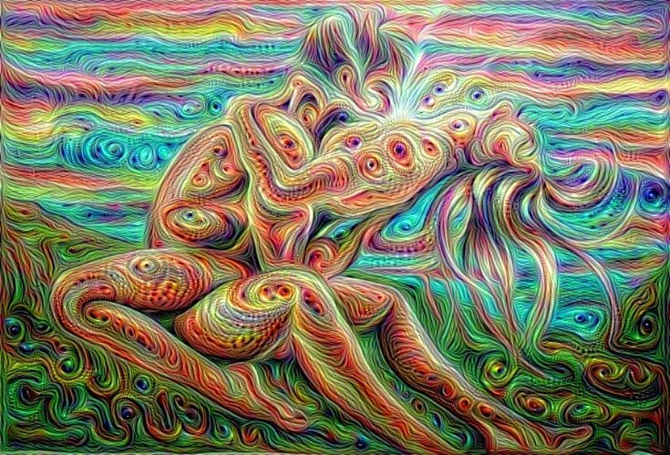 psychedelic love making - Imgur