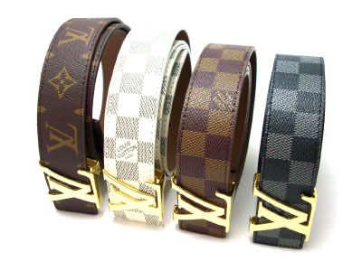 Gotta have that LV belt though...that luxury swag