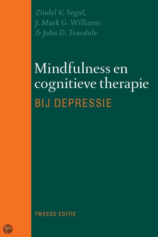 Mindfulness en cognitieve therapie bij depressie