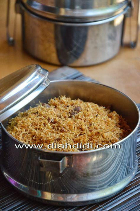 Diah Didi's Kitchen: Serundeng