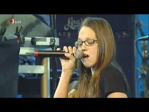 Tower of Power feat. Stefanie Heinzmann: Only so much Oil in the Ground ..... http://www.youtube.com/watch?v=VHuU-7N_lx8
