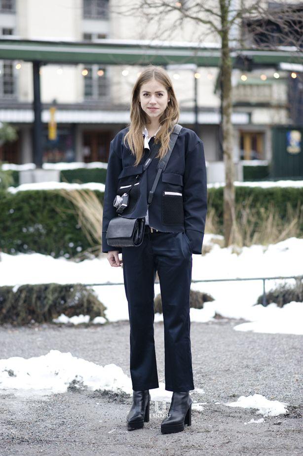 Stockholm fashion week, Trine Kjaer | I SNAP U MAGAZINE