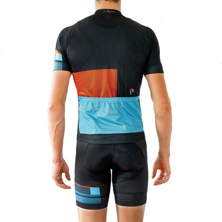 Love the design of this Ornot Short Sleeve Jersey