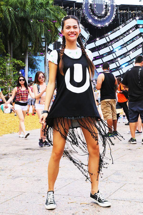 2016年夏フェスファッションを徹底攻略。「ウルトラ・ミュージック・フェスティバル」