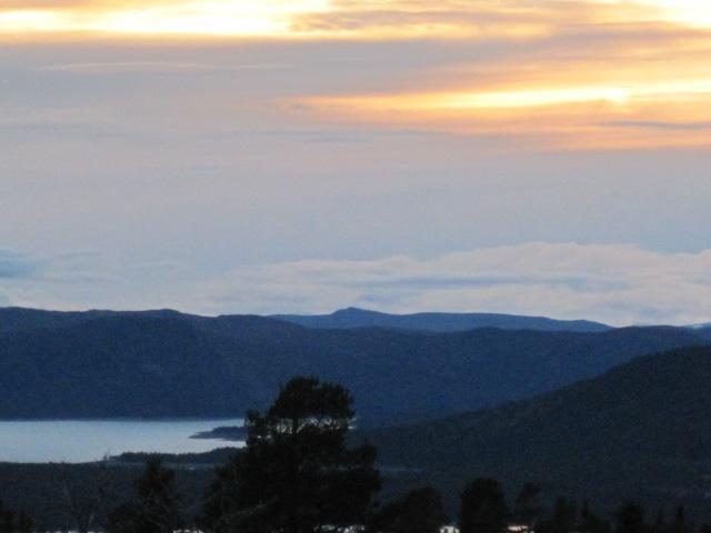 Beatuiful dawn.