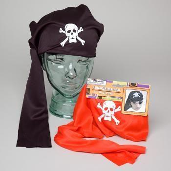 Pirate Bandana Style Hat