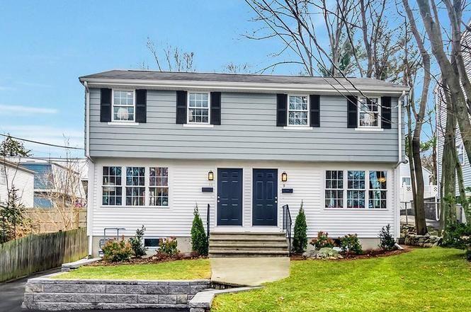 9 Evergreen Ln 9 Arlington Ma 02474 House Styles Real Estate House