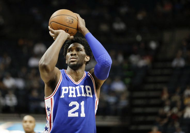 Joel Embiid continues to show progress as minutes increase = More minutes, more production, more progression.  Joel Embiid's minutes continue to rise as the Philadelphia 76ers focus on getting him prepared to play between 20-24 minutes on opening night, which is now under two weeks away. His.....