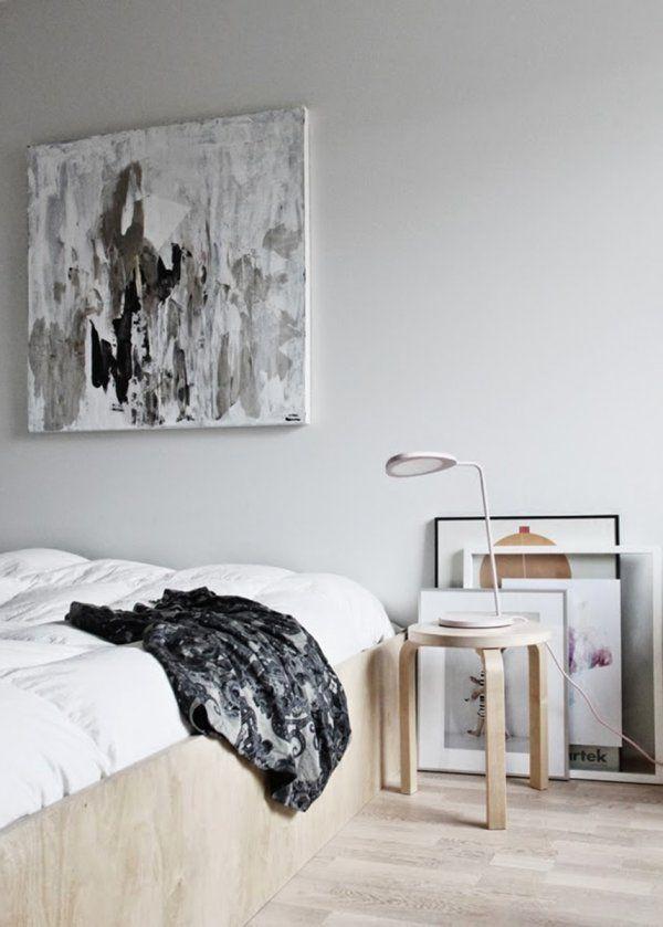 Lampe de chevet Leaf de Muuto / Bedside lamp
